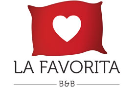 Bed and Breakfast La Favorita zona stadio a Palermo Logo